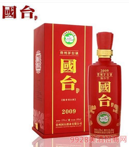 国台酒国台2009
