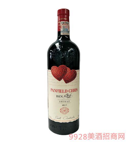 奔富克�斯1314西拉子干�t葡萄酒