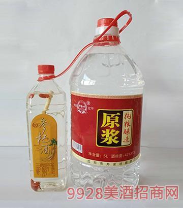 郑家坊原浆酒桶装(红)