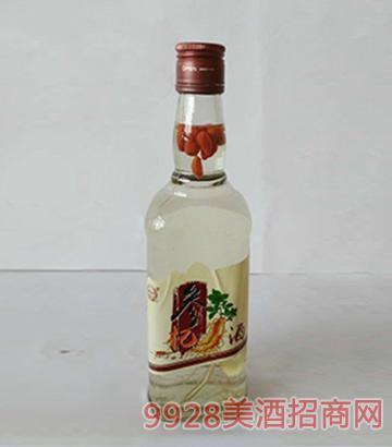 郑家坊参杞酒小方瓶