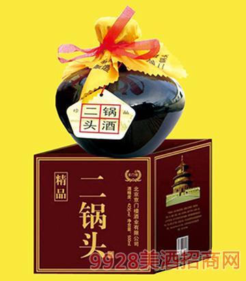 京门楼北京二锅头酒(精品)