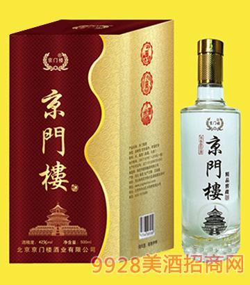 京门楼酒(透明瓶)