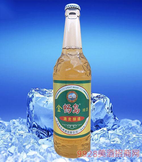 金畅岛啤酒全国招商中