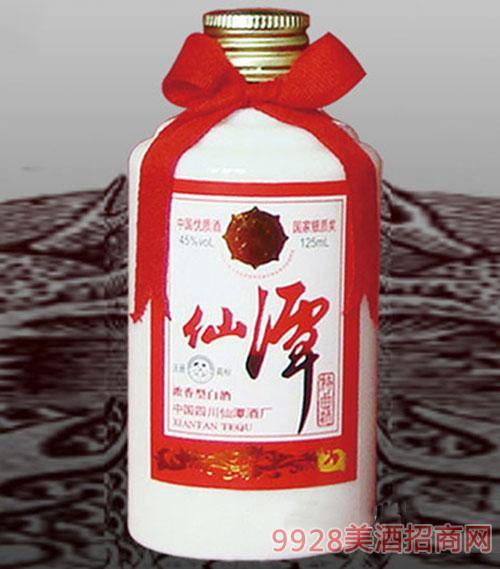 仙潭简装125ml酒