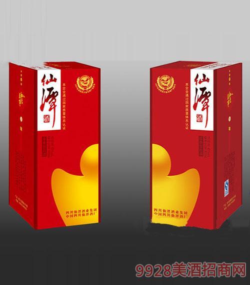 仙潭金元宝酒