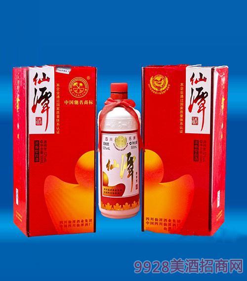 仙潭酒52度500ml