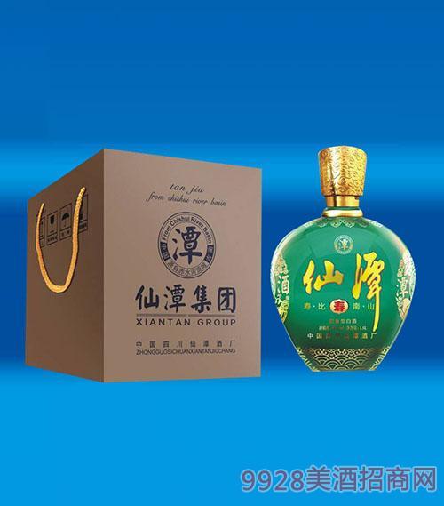 仙潭酒寿比南山酒