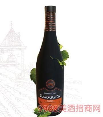 苏亚酥卡士通干红葡萄酒13.5度750ml