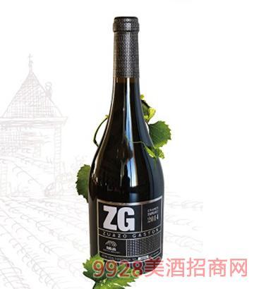苏亚酥卡士通干红葡萄酒2014-13.5度750ml
