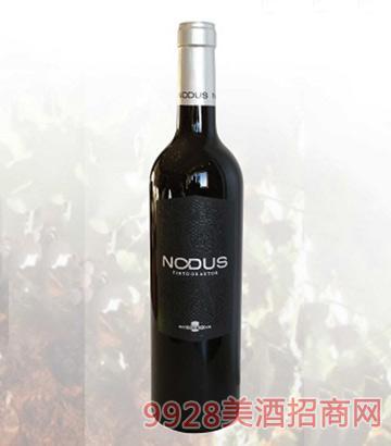 西班牙努都斯干红葡萄酒13.5度750ml