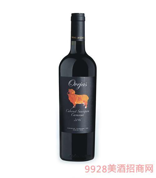 智利金羊混酿葡萄酒
