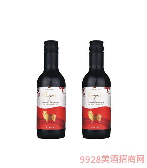 智利金羊经典赤霞珠红葡萄酒