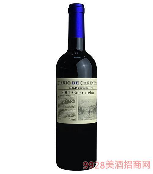 卡莉娜干红葡萄酒