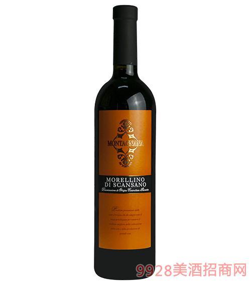 提尼蒙特莫莱利诺干红葡萄酒