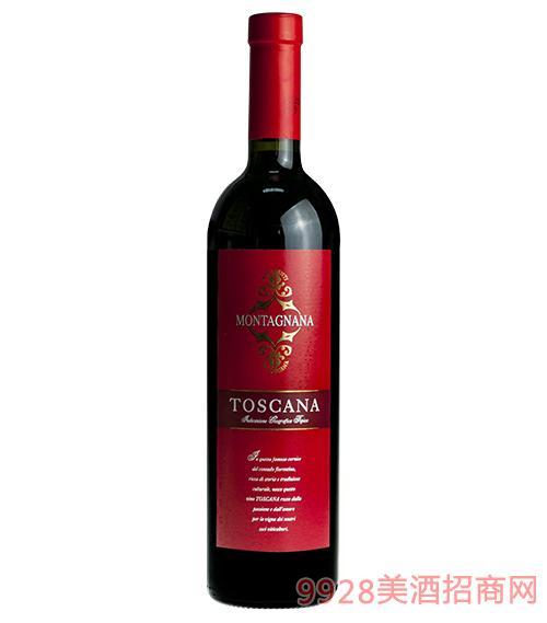 提尼蒙特托斯卡纳红葡萄酒
