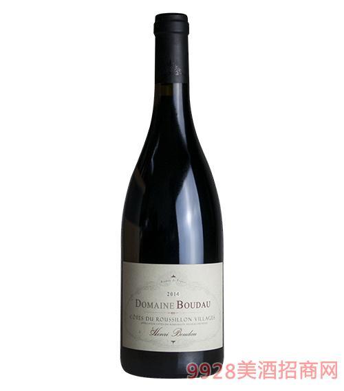 宝豆亨利干红葡萄酒