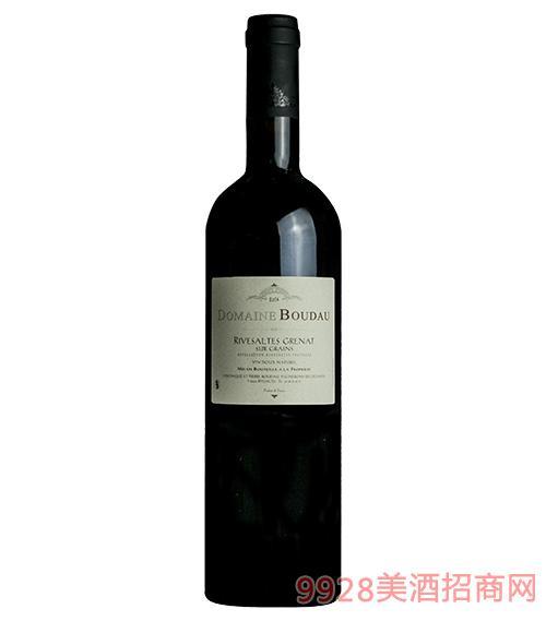 宝豆苏格莱甜红葡萄酒