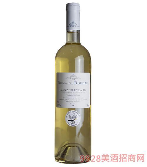 宝豆麝香甜白葡萄酒