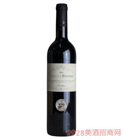 宝豆传统干红葡萄酒