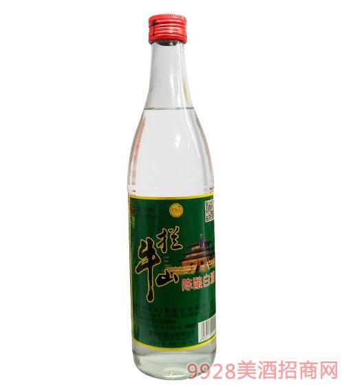 拦牛山陈酿白酒42度500ml