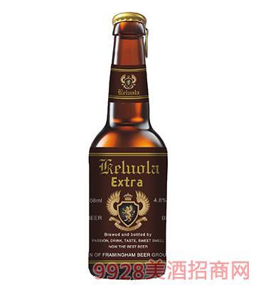 科�_拉啤酒瓶�b208ml