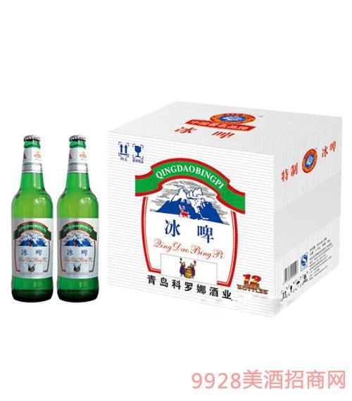 喜丽冰啤酒500ml
