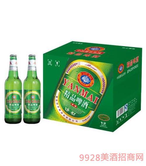喜丽精品啤酒500ml