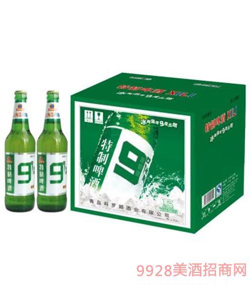 喜丽特质啤酒500ml