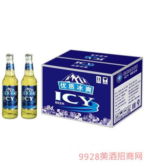 喜丽优质冰爽啤酒330ml