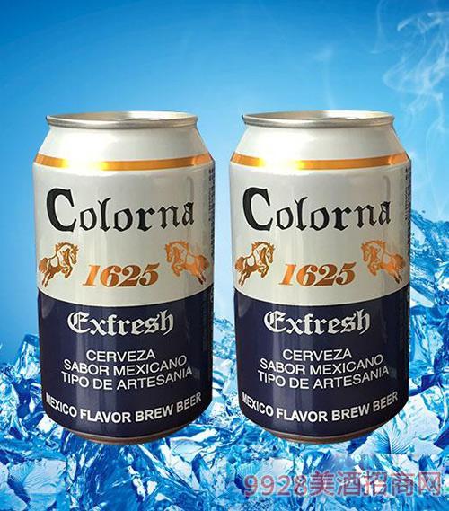 科罗娜喜丽精酿啤酒330ml