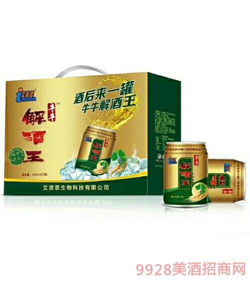 牛牛解酒王250mlx15