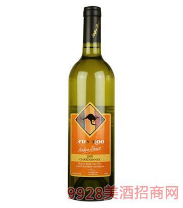 澳之路霞多丽干白葡萄酒