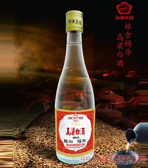 高粱白酒42度450ml清香型