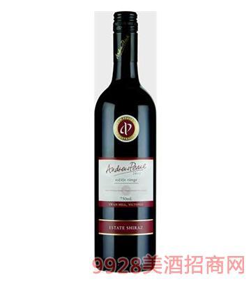 庄园西拉子干红葡萄酒