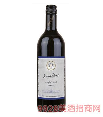 玛菲博克梅洛干红葡萄酒