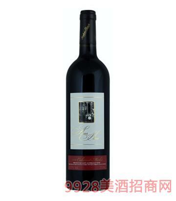 澳斯慧赤霞珠梅洛干红葡萄酒