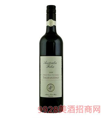 澳大利亚菲利斯沙朗提诺干红葡萄酒