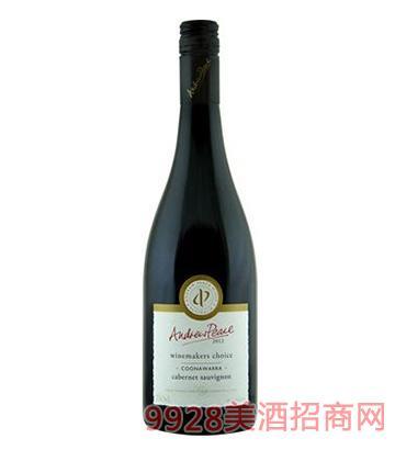库娜娃拉赤霞珠干红葡萄酒