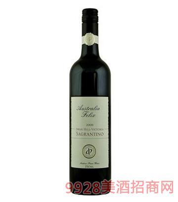 澳大利亚菲力斯沙朗提诺干红葡萄酒