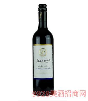 皮士大师赤霞珠干红葡萄酒