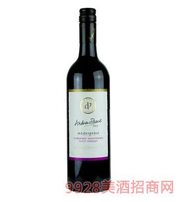 皮士大师赤霞珠小维度干红葡萄酒