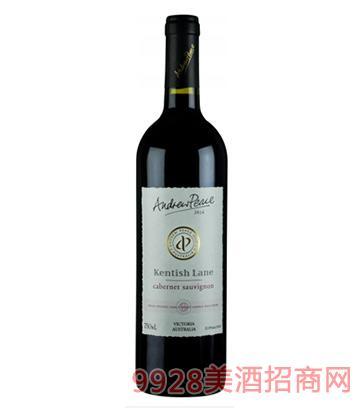 肯特莱恩赤霞珠干红葡萄酒