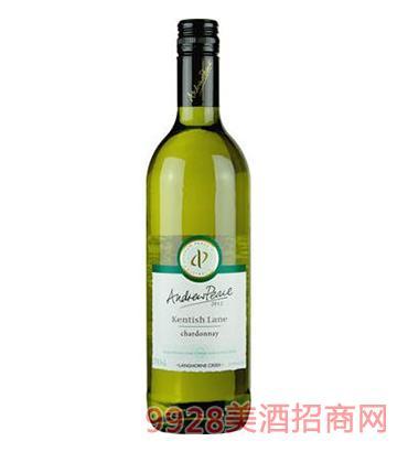 肯特莱恩浪虹小溪霞多丽干白葡萄酒