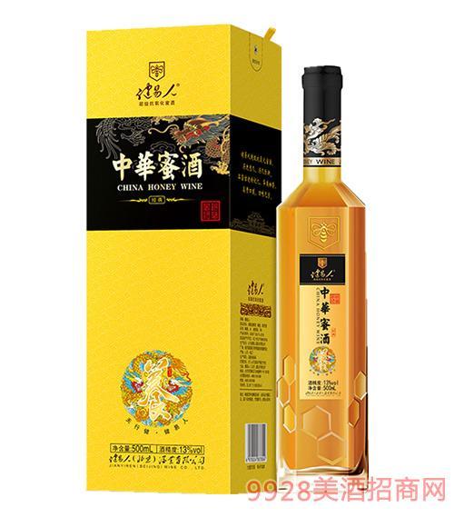 健易人中华蜜酒经典13度500ml