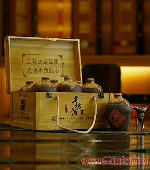 百年大福老坛酒