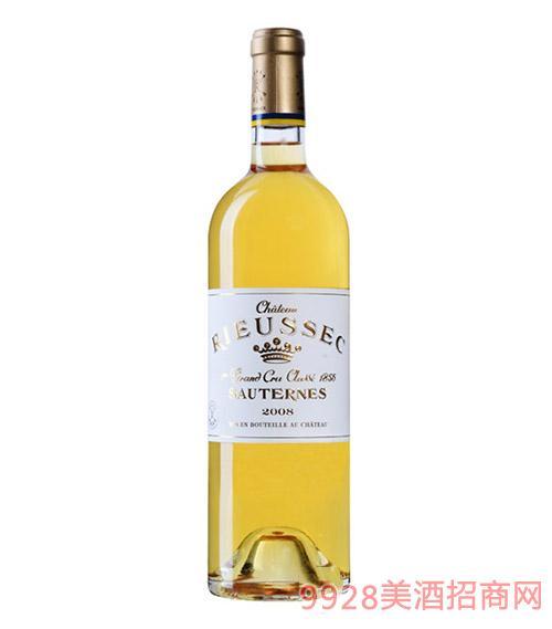 法国拉菲丽丝庄园白葡萄酒