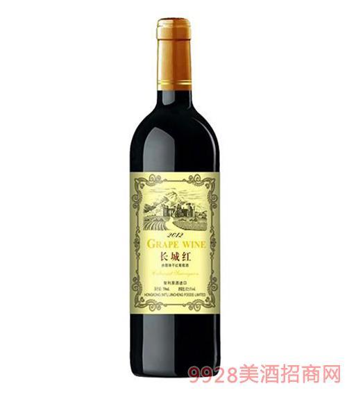 长城红赤霞珠干红葡萄酒750ml