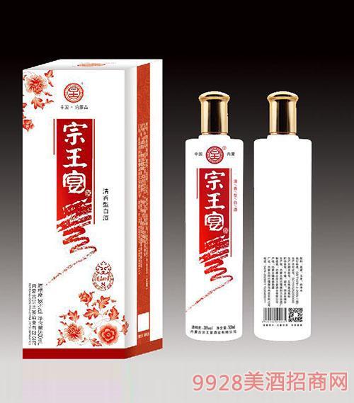 宗王宴酒38度500ml清香