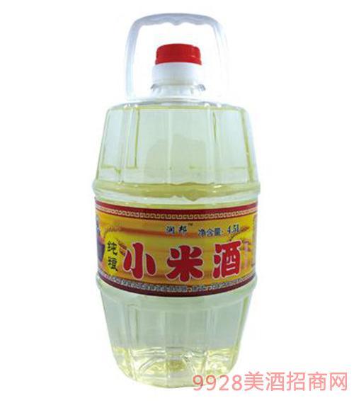润邦小米酒4.5L