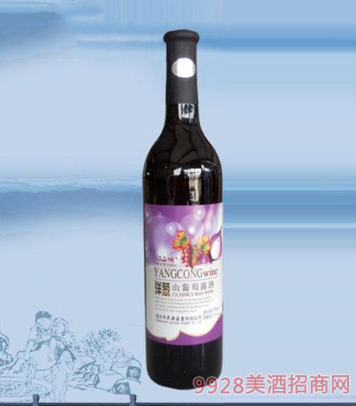 洋葱山葡萄露酒